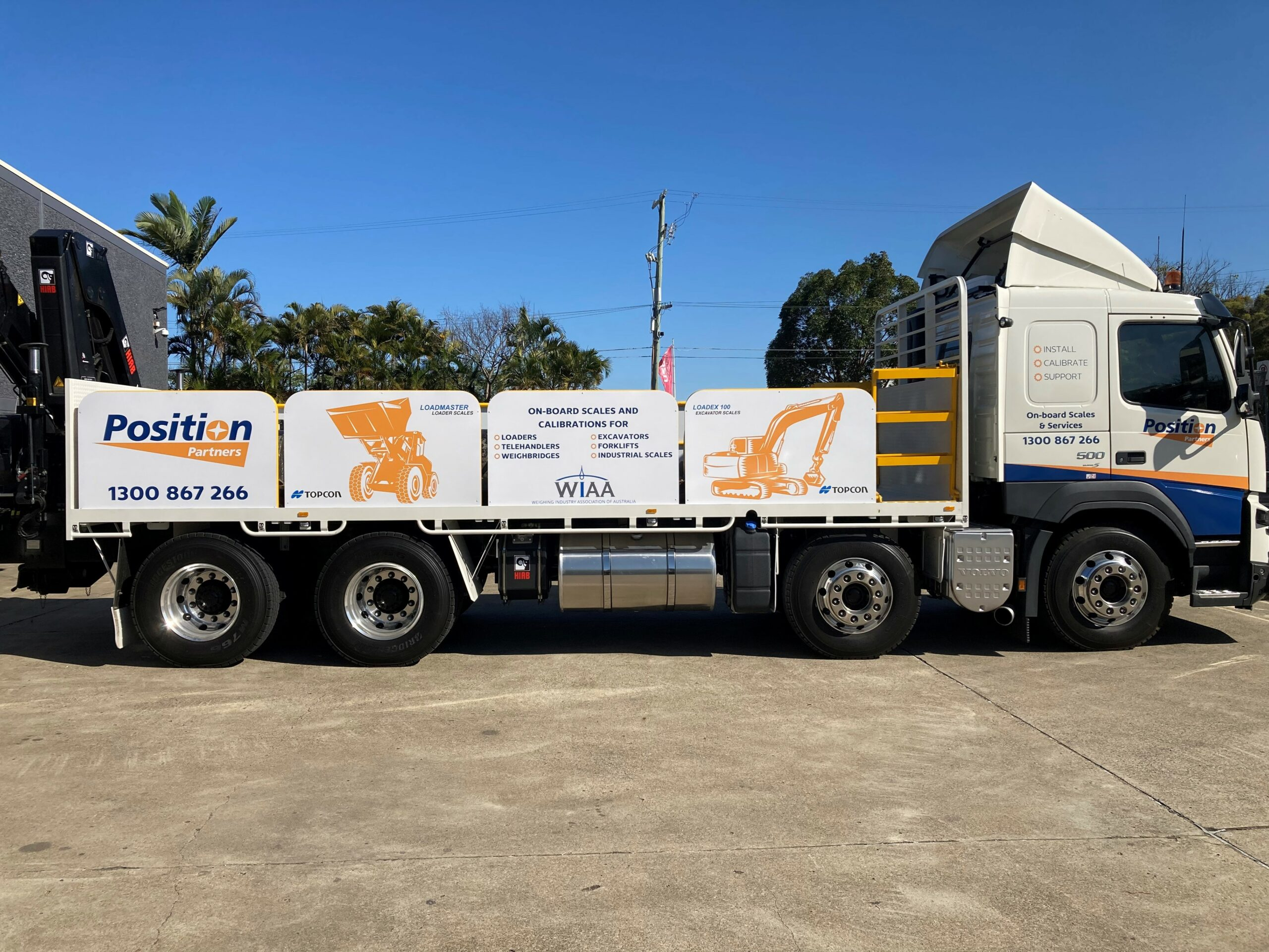 Position Partners introduces Australia-wide scale installation and calibration