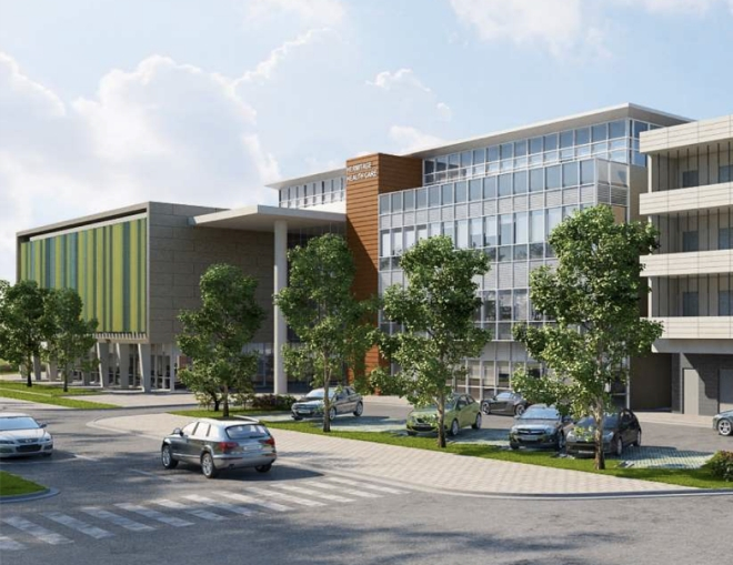 Construction commences on new $100M George Centre health facility