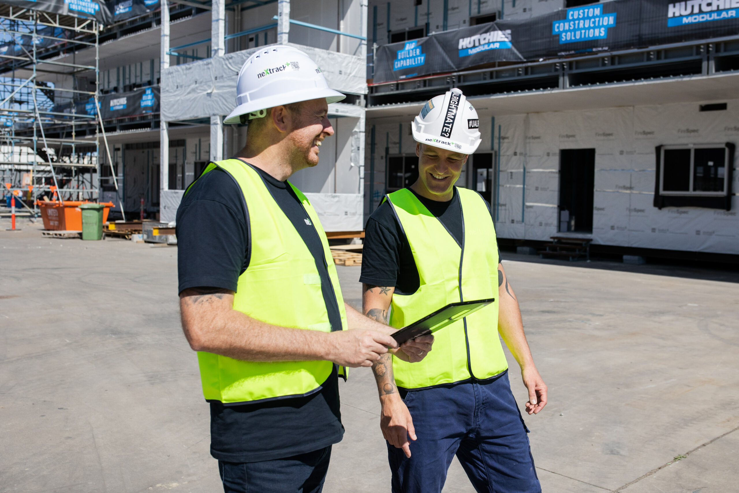 Australian-made digital safety platform designed to tackle silicosis secures construction industry support