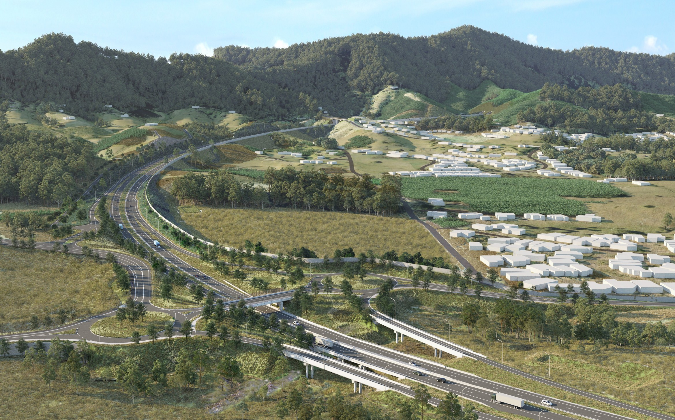 Shortlisted companies announced for $1.8B Coffs Harbour bypass