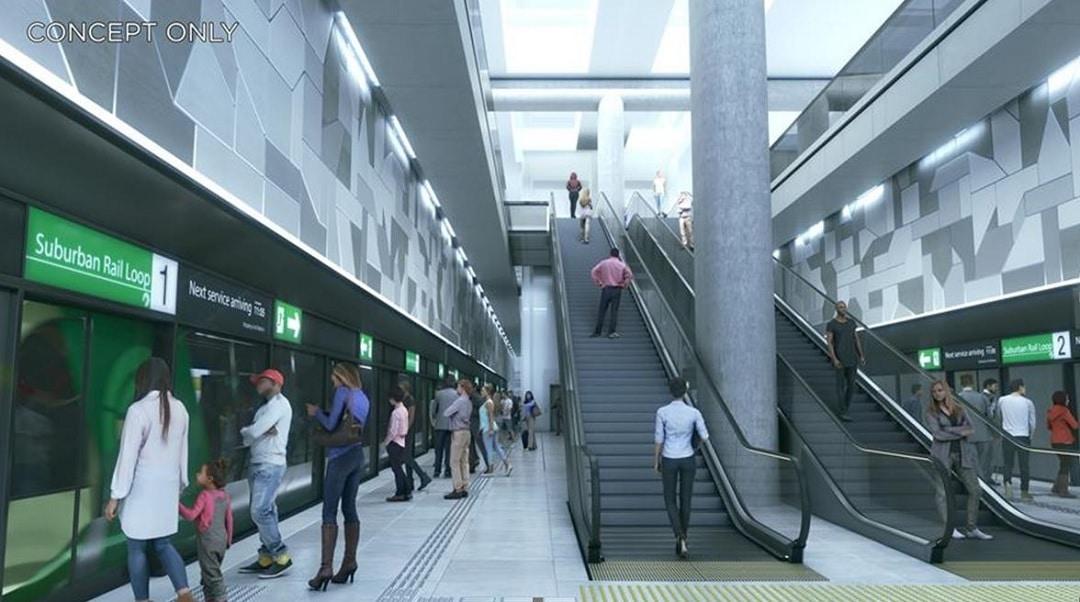 New milestone or Melbourne's Suburban Rail Loop