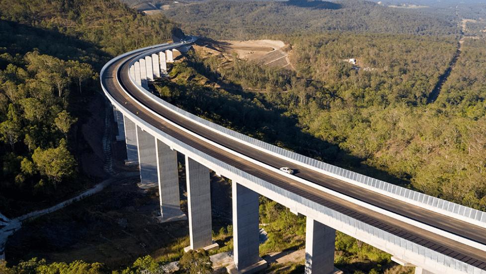 Toowoomba bypass engineering firm wins prestigious design award