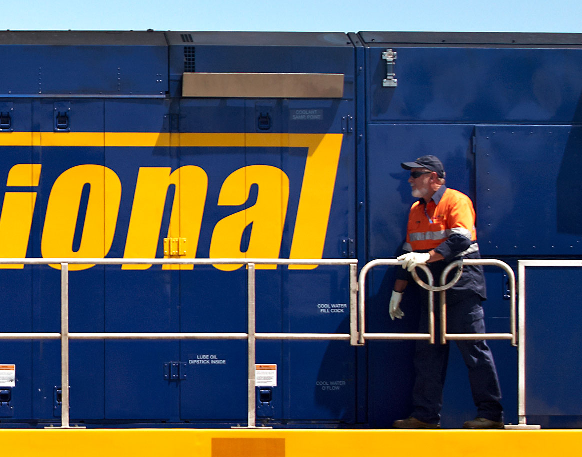 CIMIC's UGL to manufacture fuel efficient locomotives for Pacific National