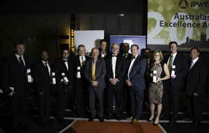 Top Australasian projects and professionals recognised at IPWEA Excellence Awards