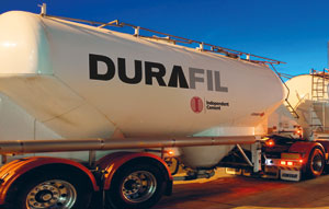 Independent Cement and Lime's specially developed filler for hot mix asphalt – Durafil – is giving pavement engineers a new, durable product to help achieve better pavement performance.