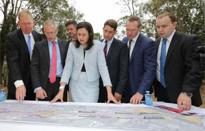 M1 Pacific Motorway – Gateway Merge contract won