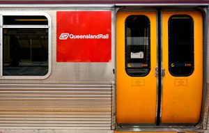 Queensland Rail's seven contracts worth $70M underway