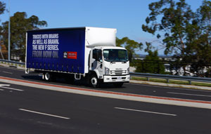 Truck manufacturer Isuzu has announced its support of multi-modal supply chain event MEGATRANS2018, joining the show as a Platinum Sponsor.