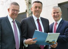 Four Inland Rail contracts awarded