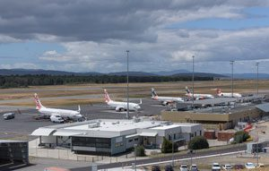 A major boost to Tasmania's economy is expected with works now complete on Hobart International Airport's 500-metre runway extension.