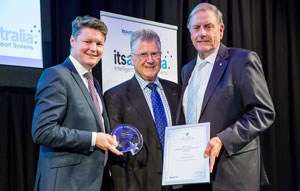 Innovative and advanced technologies, and the organisations and individuals involved, were recognised at the 2017 Intelligent Transport Systems (ITS) Australia National Awards, held at the Art's Centre in Melbourne last week.