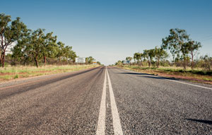 Govt approves almost $20M for Landsborough Hwy upgrade