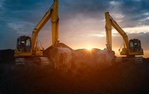 Construction heavyweights Hitachi, Komatsu, Volvo/CJD, Toyota Materials Handling, Tutt Bryant and Clark Equipment have announced they will be attending the 2018 National Construction Equipment Convention.