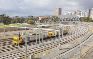 Contract won for $174.3M Oaklands Park level crossing removal, SA