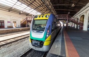 Contractor to deliver $551M Ballarat line upgrade named