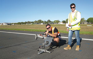 Airport pavement research ready for takeoff