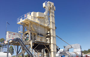 Building on its strong relationship with equipment supplier Wirtgen Group, Colas Australia selected a new, versatile Benninghoven mobile asphalt batch plant to help undertake works on a major Queensland project.