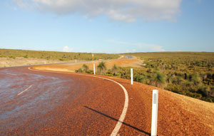 Long term infrastructure solution for Stuart Highway
