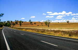 Safety works on New England Highway underway