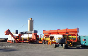 Catering to jobs across remote Western Australia, BGC Asphalt needed a high-production and versatile mobile asphalt plant, and Wirtgen Group's Ciber iNOVA 2000 delivered.