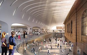 Laing O'Rourke will undertake a $955 million project to build the new Sydney Metro platforms at Central and Central Walk.