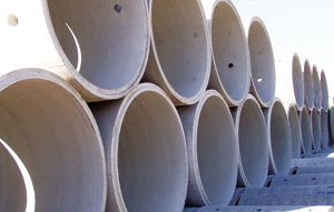 Concrete pipes: Are they manufactured and tested to AS/NZS 4058?