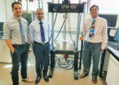 Paving the way for future construction material