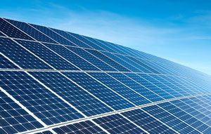 Downer has been awarded the contract to build what is expected to be the largest solar farm in Australia.