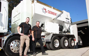 Antec Concrete appointed AU distributor for new volumetric mixers
