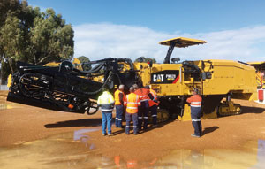 The Cat PM620 Profiler is proving a powerful addition to KEE Group's profiling fleet and is making its mark in Western Australia.