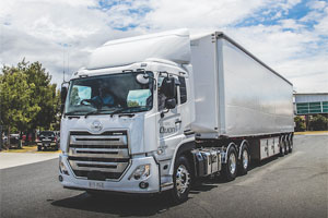 UD Trucks has made it no secret that its aim is to be the best Japanese truck available on the Australian market and have incorporated Japanese manufacturing expertise with European influences that extend beyond the Volvo based driveline.