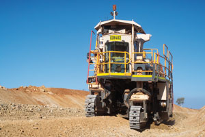 GSM cutting costs on civil construction projects by using mining tech