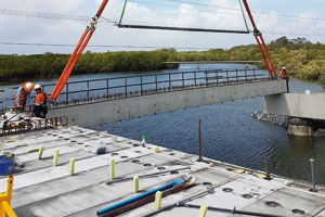 Bridging the elements: New infrastructure for Mackay's future