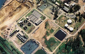 As part of a $450 million upgrade of wastewater treatment plants, Sydney Water has adopted a new energy efficient Dutch technology.