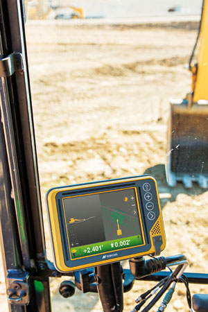 Joel Seddon from Position Partners talks about how Topcon machine control technology is giving contractors ultimate flexibility to suit every job.