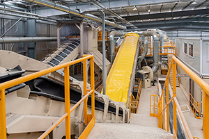 Waste to fuel Boral's Sydney cement kiln