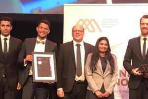 Australian Engineering Excellence Awards 2018 winners