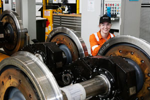 Downer EDI Limited officially opened its $38 million upgraded Cardiff Service Delivery Centre this week, which aims to improve availability and reliability for Sydney's trains.