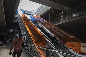 Around 200 lifts and escalators have been purchased by Sydney Metro as part of an $87 million contract.