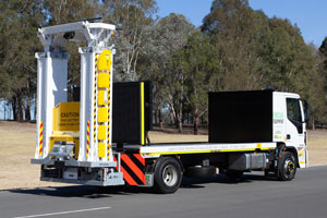 INNOV8 and IVECO partner on truck-mounted attenuators