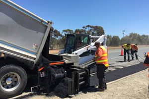 With state and federal governments ramping up investment in rural road safety in the 2018-19 budgets, safety countermeasures, such as the ShoulderMaster, are finding a unique place in the market.