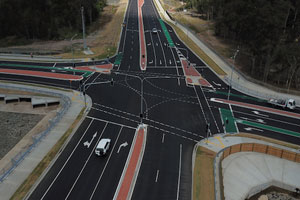 Hazell Bros finishes $15M roads project in QLD