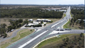 Rockhampton Northern Access Upgrade now complete